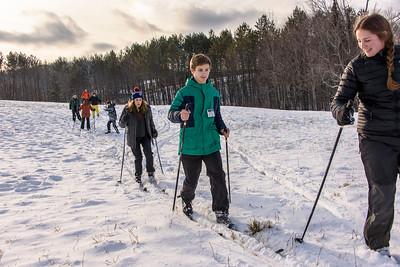 XC Skiing