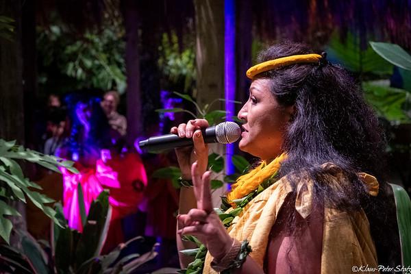 Hawaiian Evening at NYBG October 2018