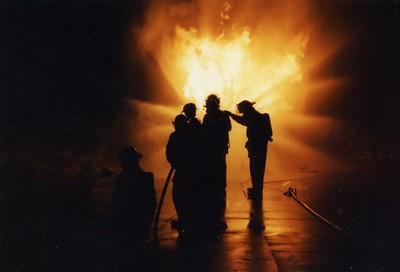 Louvires and Roxborough Fire Training