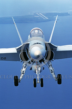 US Marine Corps McDonnell Douglas F-18 Hornet Jet Fighter Military Airplane Pictures
