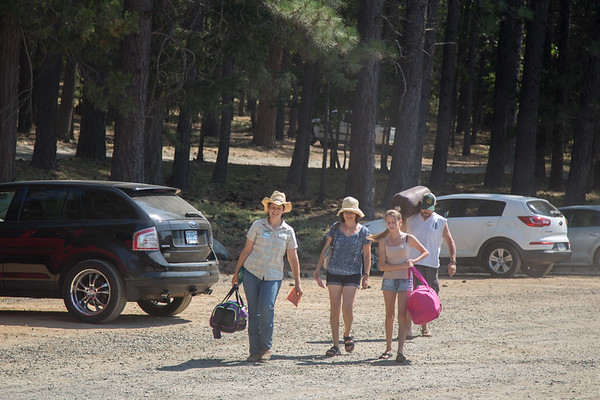 2017 Mother Daughter Ranch Camp