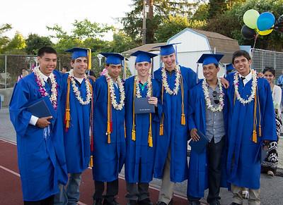 David's Graduation 2012