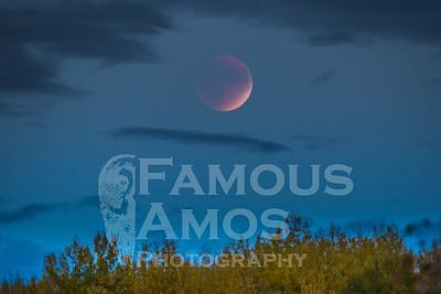 Moon Eclipse Sept 27,2015