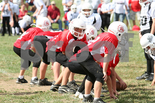 LLF-JR-Odessa Red Dogs vs Odessa Tigers 10-6-07 Part 2 of 2