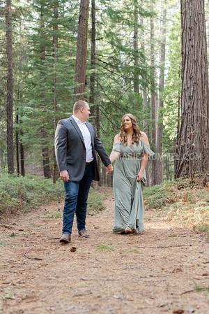 Jeremy and Jenna: Pollock Pines