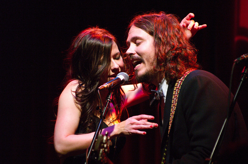 another evening with The Civil Wars, at World Cafe Live