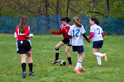 Somers Storm v. Yonkers - 4/22/12