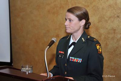 GU SROTC Military Ball, 27 APR 12