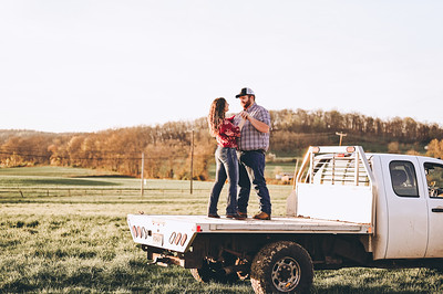 Hayden & Nate - Engagement Session
