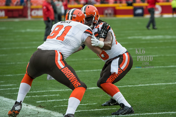Cleveland Browns vs Kansas City Chiefs 12/27/15