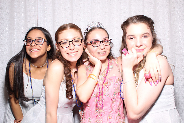 Caitlin's Sweet 16 Party