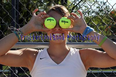 2011 Girls Tennis / Tiffin Columbian