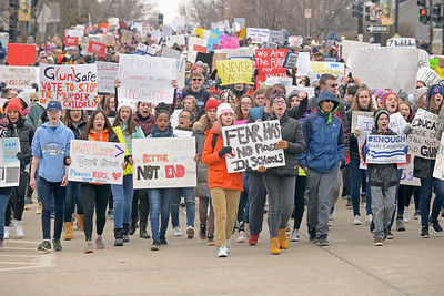Downers Grove March for our Lives