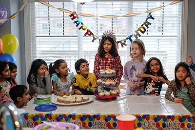 Aishani's 7th Birthday