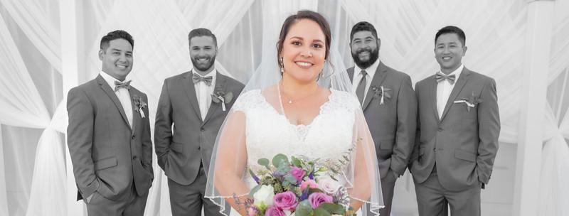 NICK AND DANIELLA WEDDING 19OCT19