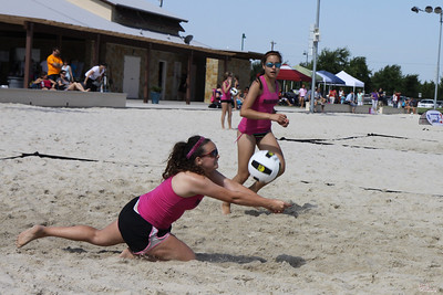 USA Beach Junior Tour Dallas Beach10K Via/Fawcett Pool Play (6/2/2012)