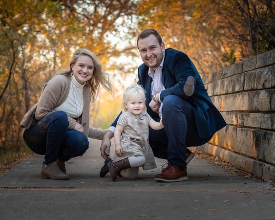 Clayr Schreiner and Family