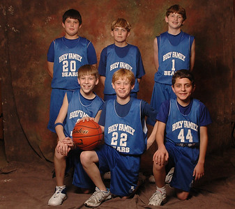2007 Boys Basketball