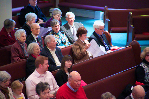 Early Service 1-27-13