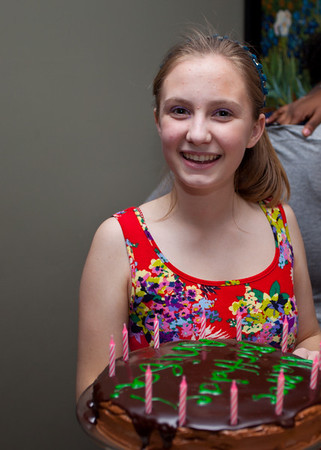 Anisa's Birthday 2011