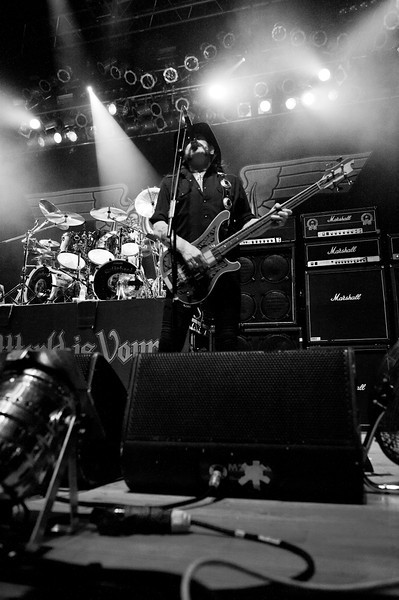 MOTORHEAD WOLVES CIVIC NOVEMBER 2011