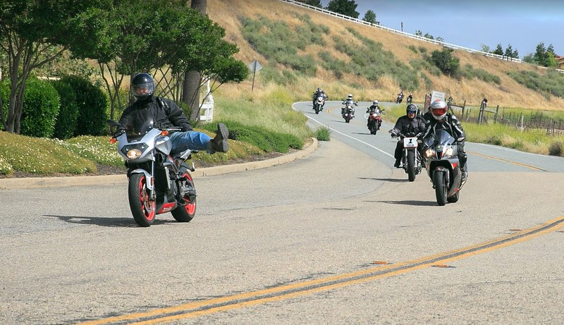 Quail Motorcycle Gathering - Leg Wave.JPG