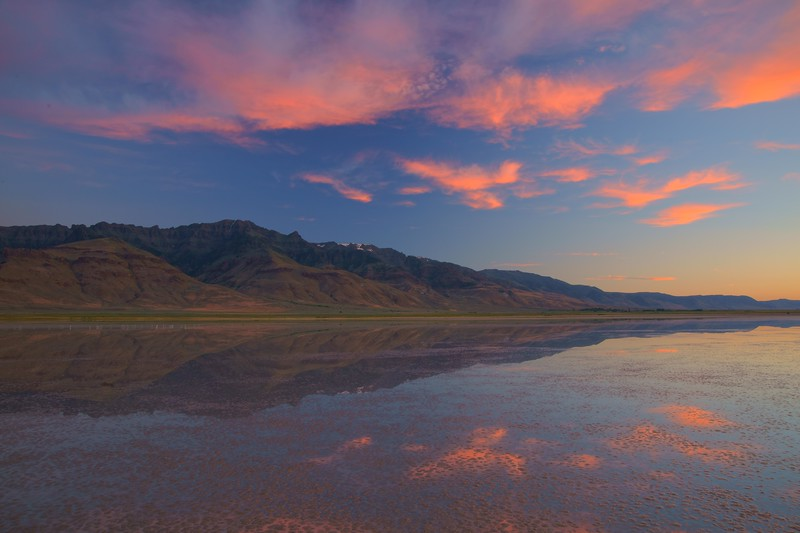 Steens sunrise w reflection  460 raw enh sf.jpg