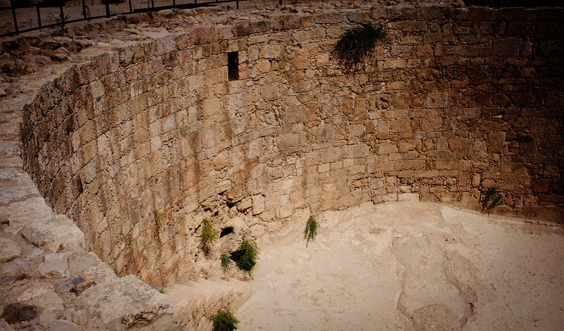 Umayyad water cistern