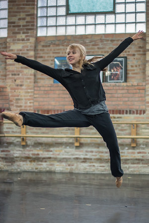 Dance Rehearsal 2016