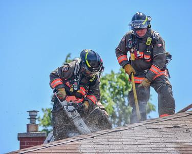 June 10, 2021 - Working Fire - 25 Arnott Street