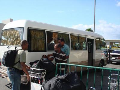 After-quake: Rick in Haiti Feb 2010