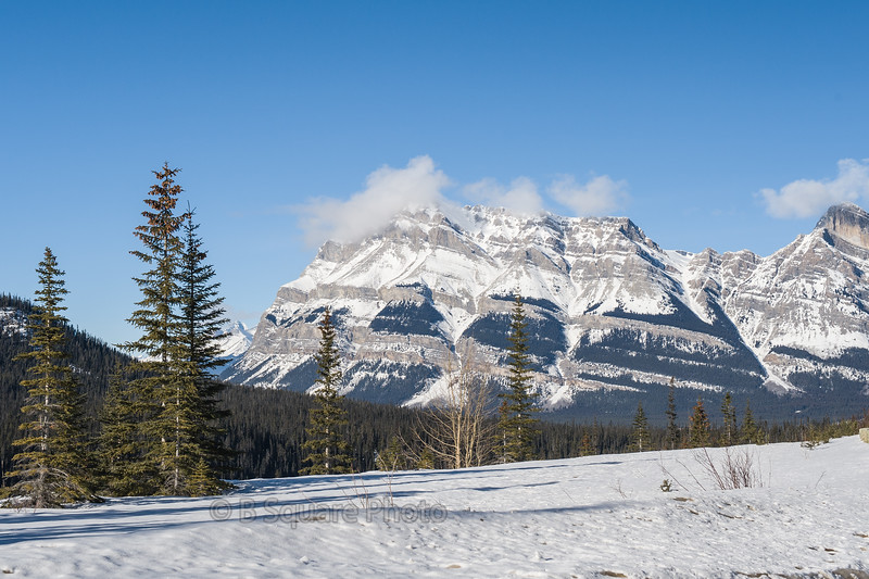 Canadian Rockies  – Winter