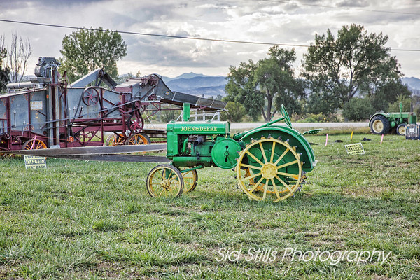 Yesteryear Tractor Show 2017