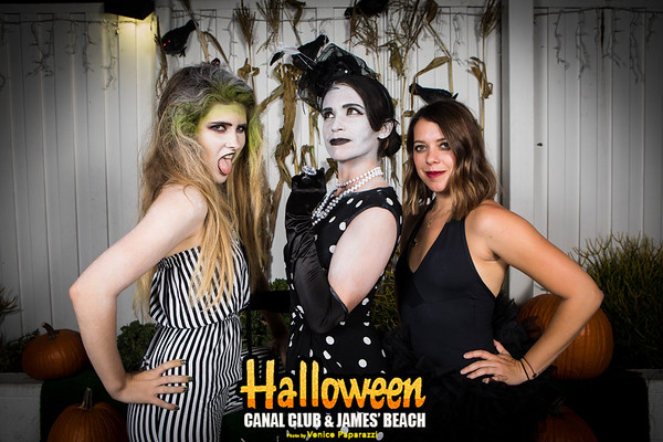 2018 James' Beach and Canal Club's Annual Halloween Party
