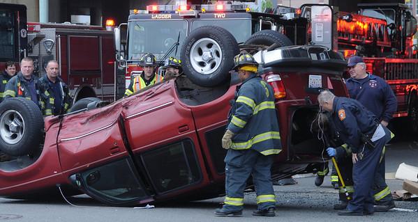 5/3/2012 - SOMERVILLE, MASS - AUTO ACCIDENT MYSTIC AV & THE FELLSWAY