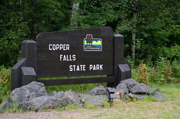 Copper Falls State Park Wi