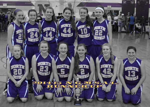 2014-15 North Whitfield Sports
