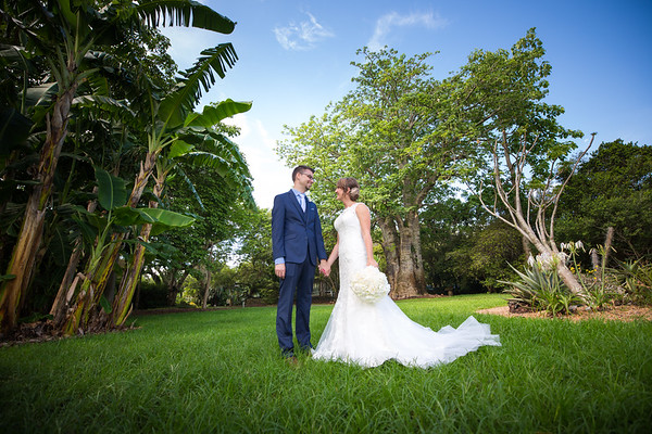 Michael and Brittany, Fairchild Tropical Botanical Gardens
