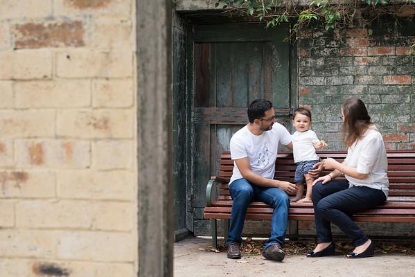 Juan, Natalie & Jacob