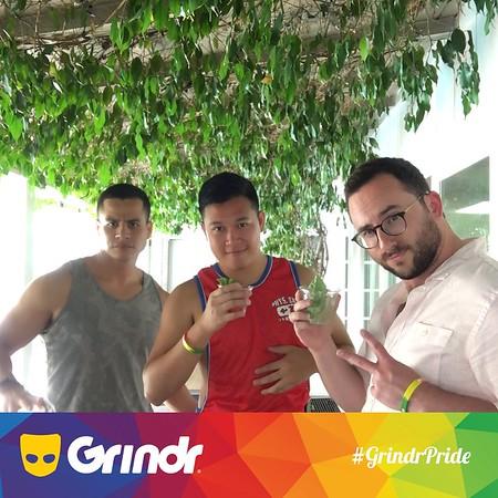 Grindr Pride Party LA Photos