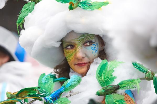 Bremer Karneval 2016 - Die Reise