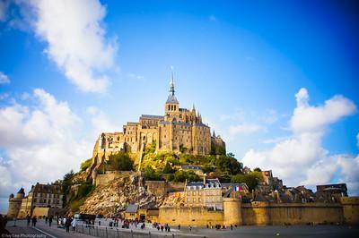 2017 [France] Paris to Saint-Michel
