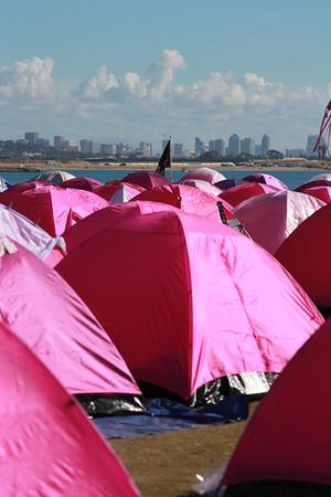 Breast Cancer Walk 2012