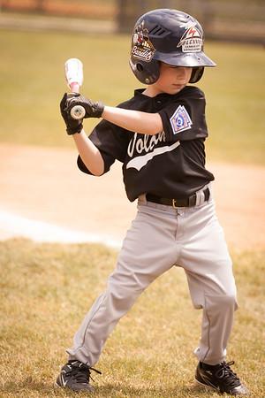 Baseball - Volcanoes
