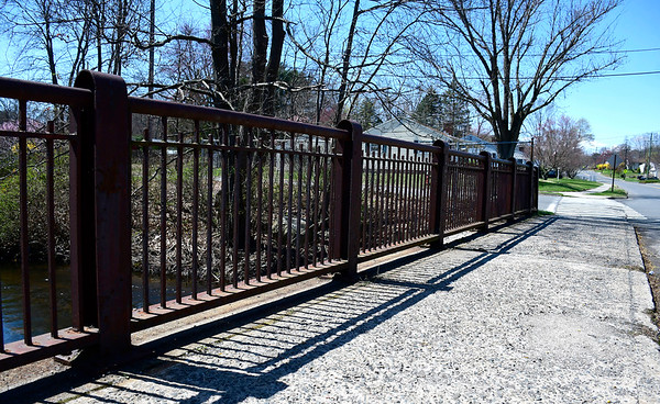 4/15/2020 Mike Orazzi | Staff The Bristol City Council approves work to begin on replacing the bridge on Louisiana Avenue next month.