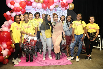 01-11-2020 - Photography and Video Coverage for Mo Quick at Glitter & Goals Teen Vision Board Party at the Aviation Community Cultural Center