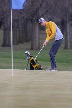 BH boys' golf at Rolling Hills 4-15-19
