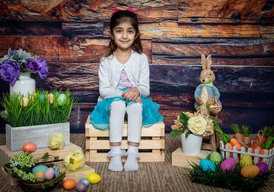 Mannat Easter