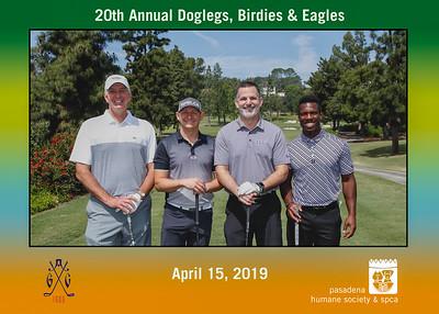 Pasadena Humane Golf 2019