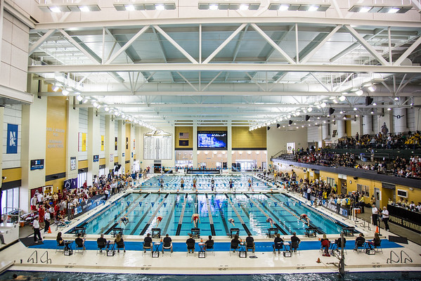 02-25-16 Big Ten Swimming and Diving Championships Day Two (Morning Session)